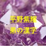 平野紫耀の弟りくの漢字と画像!マジプリやRickyの噂も検証!